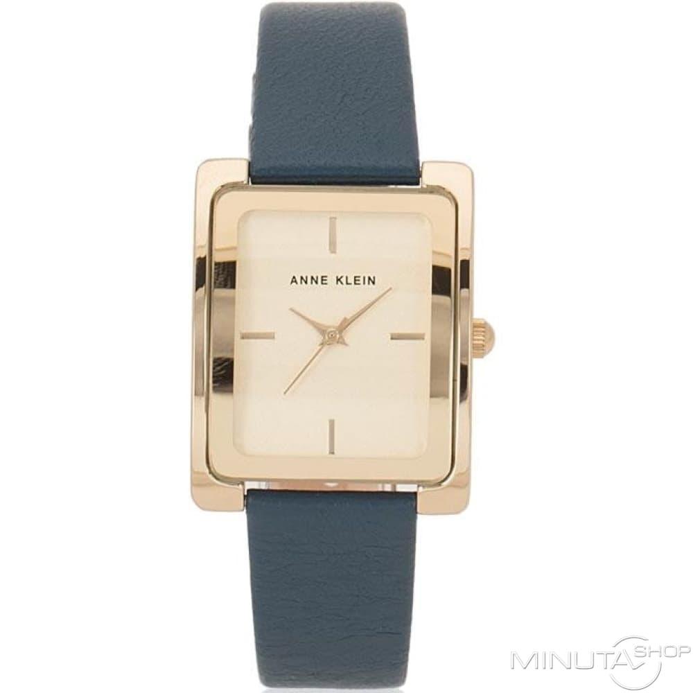 Женские часы Anne Klein 2706CHBL Мужские часы Romanson TL3205MW(WH)BK
