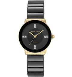 Часы ANNE KLEIN 2714 BKGB с керамическим браслетом
