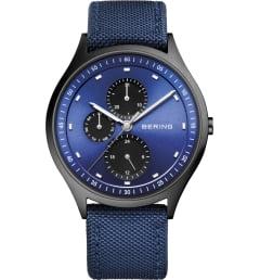 Часы Bering 11741-827 с текстильным браслетом