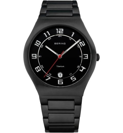 Часы Bering 11937-772 с титановым браслетом