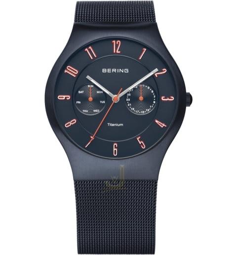 Часы Bering 11939-393 с титановым браслетом