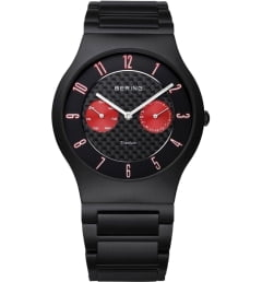 Часы Bering 11939-729 с титановым браслетом