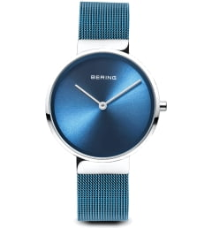 Bering 14531-308 с синим циферблатом
