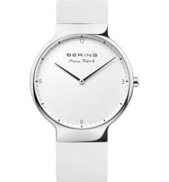 Белые Bering 15540-904 с белым браслетом