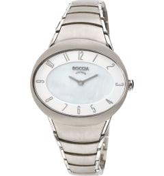 Часы Boccia 3165-10 с титановым браслетом