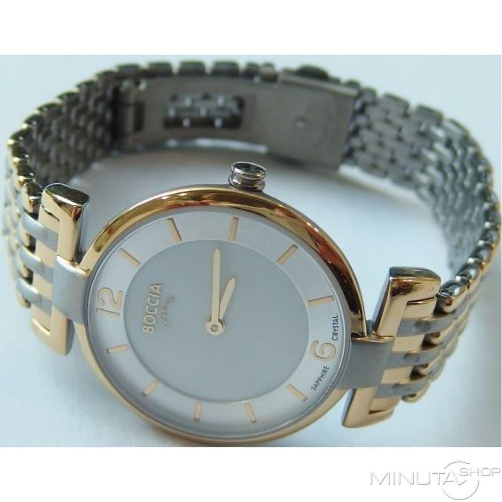 Часы Boccia 3238-04 Купить По Ценам MinutaShop 86007ff1dc2