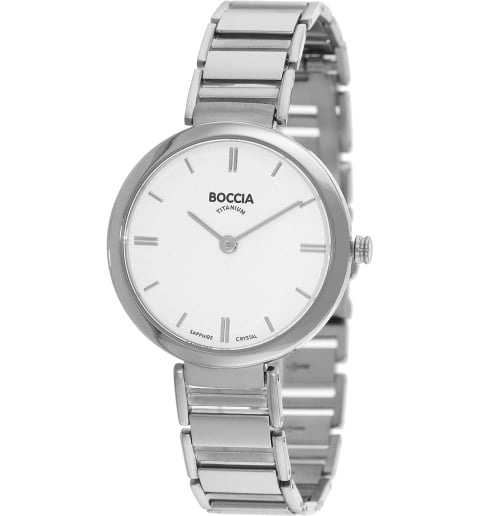 Часы Boccia 3252-01 с титановым браслетом