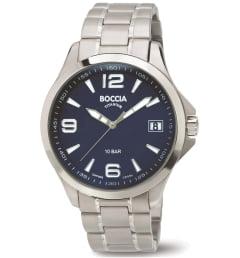 Часы Boccia 3591-03 с титановым браслетом