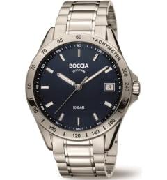 Часы Boccia 3597-01 с титановым браслетом