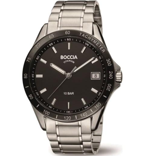 Часы Boccia 3597-02 с титановым браслетом