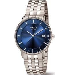 Часы Boccia 3607-03 с титановым браслетом