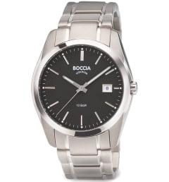 Часы Boccia 3608-04 с титановым браслетом