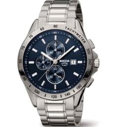 Часы Boccia 3751-01 с титановым браслетом