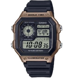 Casio Collection  AE-1200WH-5A