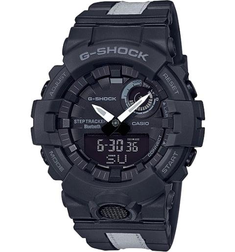 Часы Casio G-Shock GBA-800LU-1A с шагомером