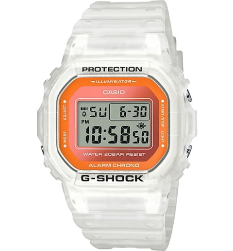 Часы Casio G-Shock DW-5600LS-7E Digital