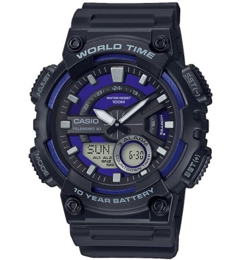 Дешевые часы Casio Collection AEQ-110W-2A2