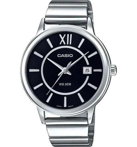 Дешевые часы Casio Collection MTP-E134D-8B