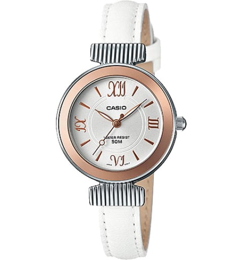 Дешевые часы Casio Collection LTP-E405L-7A