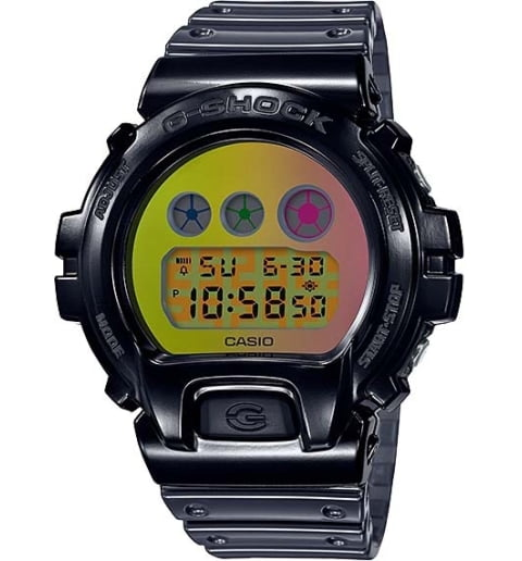Часы Casio G-Shock  DW-6900SP-1E Digital