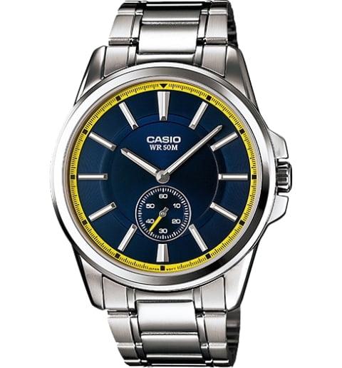 Дешевые часы Casio Collection MTP-E101D-2A