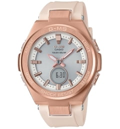 Casio Baby-G MSG-S200G-4A на солнечной батарее