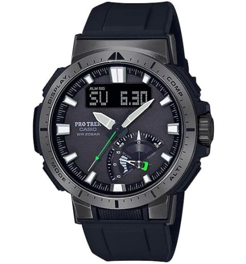 Часы Casio PRO TREK PRW-70Y-1E с термометром