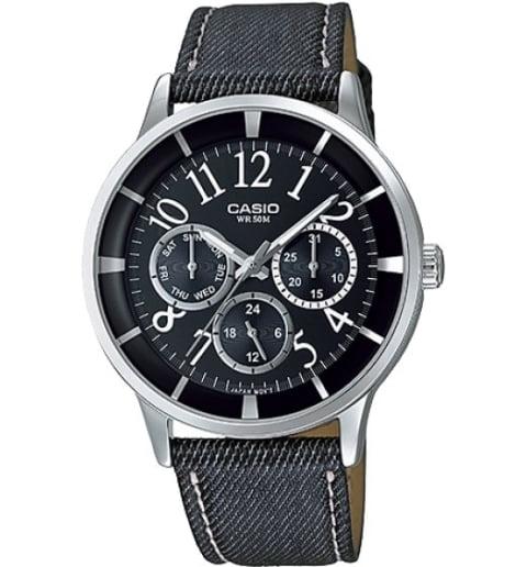 Дешевые часы Casio Collection LTP-2084LB-1B