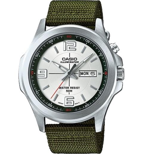 Дешевые часы Casio Collection MTP-E202-3A