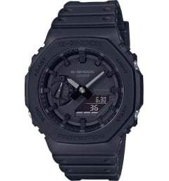 Casio G-Shock GA-2100-1A1 с секундомером