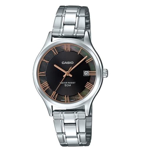 Дешевые часы Casio Collection LTP-E142D-1A