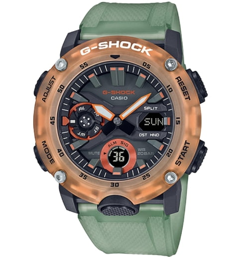 Casio G-Shock GA-2000HC-3A