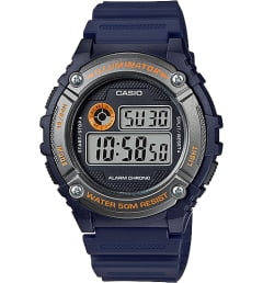 Casio Collection W-216H-2B