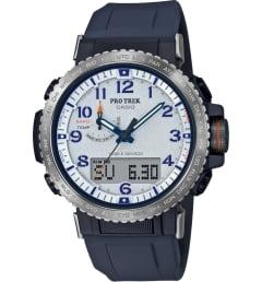 Часы Casio PRO TREK PRW-50YAE-2E с каучуковым браслетом