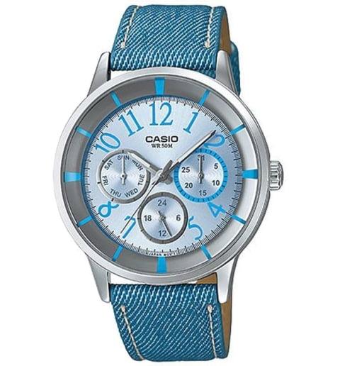 Дешевые часы Casio Collection LTP-2084LB-2B
