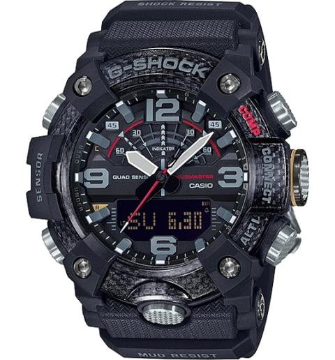 Часы Casio G-Shock GG-B100-1A с термометром