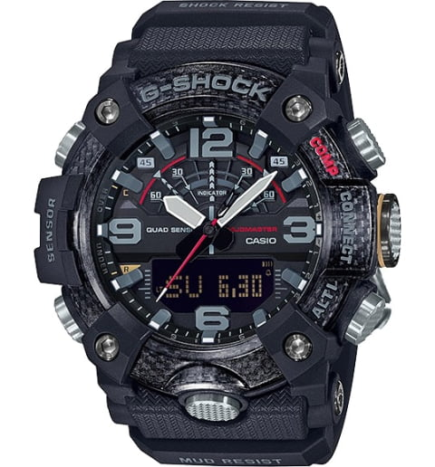 Часы Casio G-Shock GG-B100-1A с шагомером