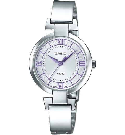 Дешевые часы Casio Collection LTP-E403D-6A