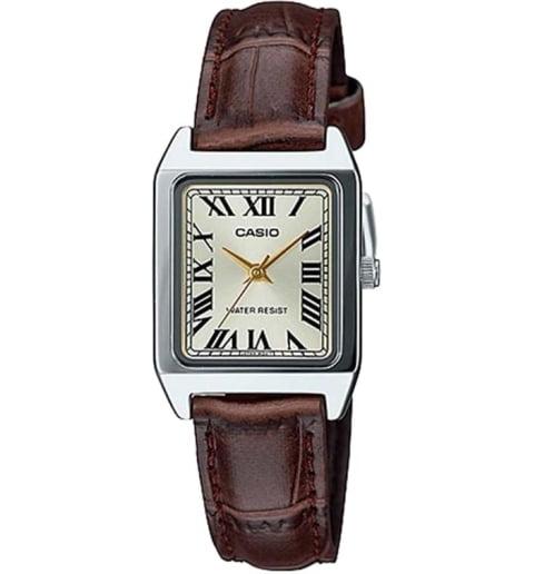 Прямоугольные часы Casio Collection  LTP-V007L-9B