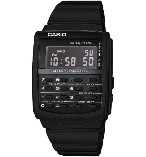 Дешевые часы Casio Collection CA-506B-1A