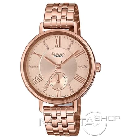 Casio Sheen SHE-3066PG-4A