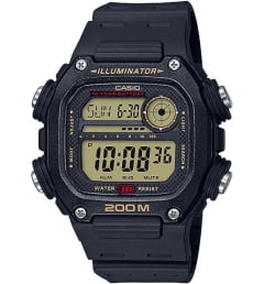Casio Collection  DW-291H-9A с секундомером