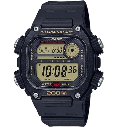 Часы Casio Collection  DW-291H-9A Digital