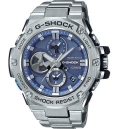 Casio G-Shock GST-B100D-2A с bluetooth