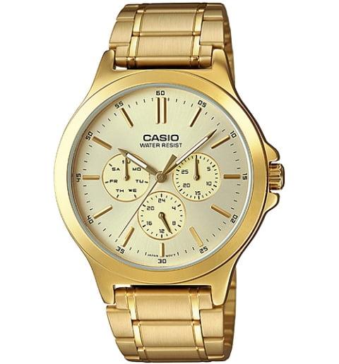 Дешевые часы Casio Collection MTP-V300G-9A