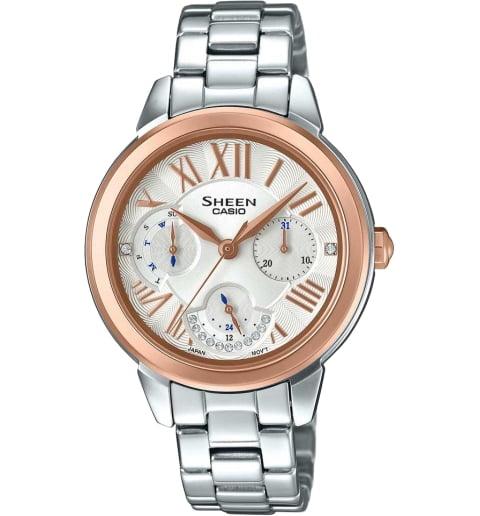 Женские часы Casio SHEEN SHE-3059SG-7A