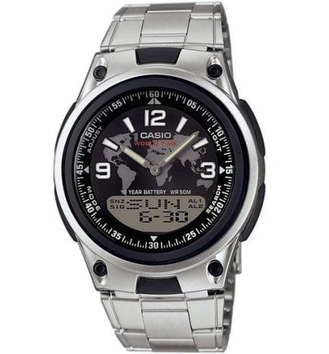 Дешевые часы Casio Collection AW-80D-1A2