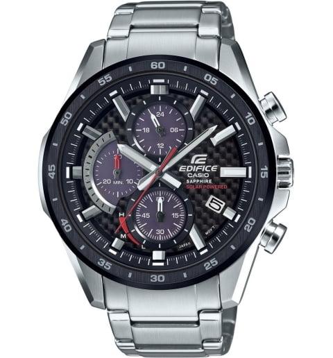 Часы Casio EDIFICE EFS-S540DB-1A с сапфировым стеклом