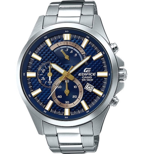 Карбоновые часы Casio EDIFICE EFV-530D-2A
