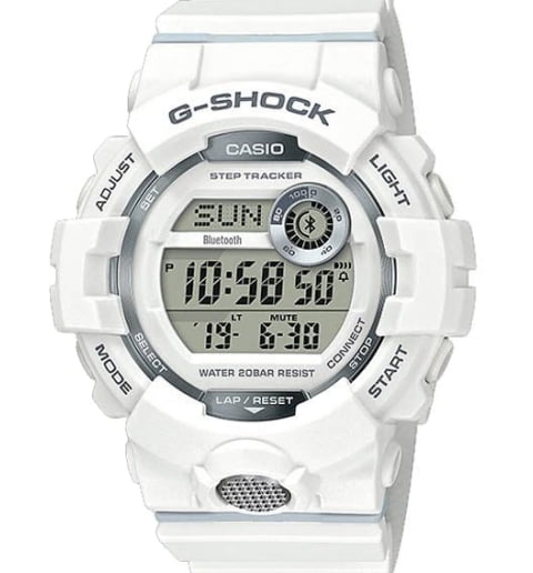 Часы Casio G-Shock GBD-800-7E с Bluetooth
